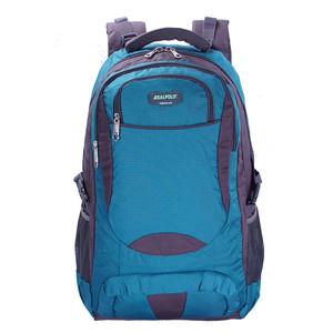 Harga real polo tas ransel kasual jumbo hccj backpack xl bonus bag cover   biru | HARGALOKA.COM