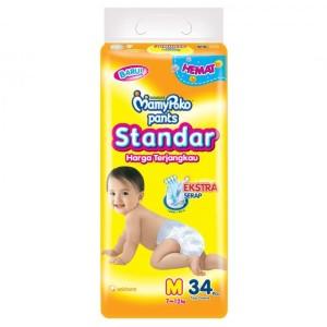 Harga mamy poko pants diapers standar   HARGALOKA.COM