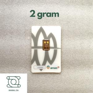 Harga emas antam 2 gram logam mulia lm antam certicard reinvented | HARGALOKA.COM