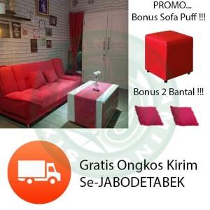 Harga sofa bed sofabed minimalis   HARGALOKA.COM