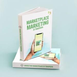 Harga buku marketplace marketing di tokopedia ala om   HARGALOKA.COM
