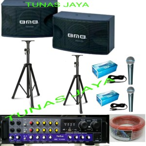 Harga paket sound system karaoke speaker bmb cs 350   HARGALOKA.COM