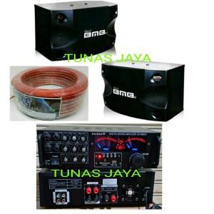 Harga paket sound system karaoke speaker bmb cs252 v   HARGALOKA.COM