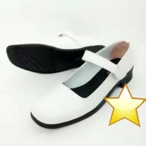 Harga sepatu perawat putih ukuran jumbo 41 42 43 44 45 46 47   | HARGALOKA.COM