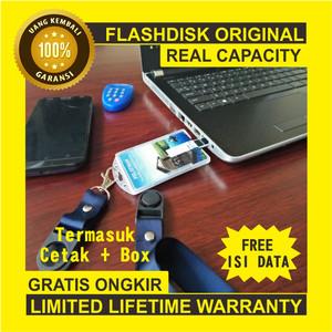 Harga flashdisk custom kartu idcard original termasuk cetak dan tali gantung   4 | HARGALOKA.COM