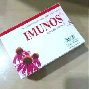 Harga imunos tablet multivitamin untuk menjaga daya tahan | HARGALOKA.COM