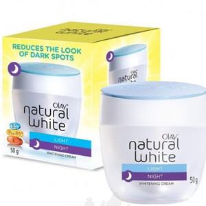 Harga olay natural white light night face cream | HARGALOKA.COM