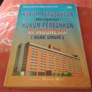Harga hukum perusahaan mengenai hukum perbankan di indonesia bank umum | HARGALOKA.COM