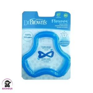 Harga dr browns flexees mainan gigitan bayi usia 3 bulan   | HARGALOKA.COM