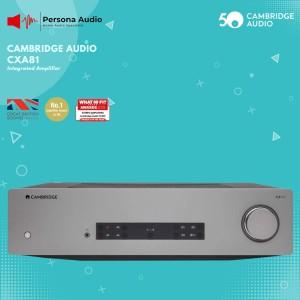 Harga cambridge audio cxa81 cxa 81 integrated amplifier cxa81 cxa | HARGALOKA.COM
