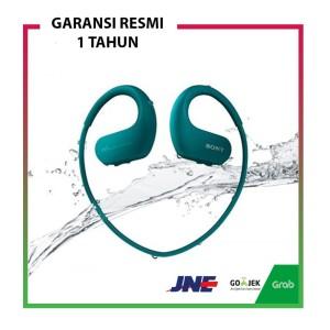Harga sony walkman nw ws413 earphone waterproof mp3 player 4gb   | HARGALOKA.COM