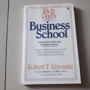 Harga buku rich dads the business school by robert t | HARGALOKA.COM