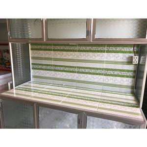 Harga rak piring lemari keramik 3 pintu rata gambar polos khusus bandung   polos kota | HARGALOKA.COM
