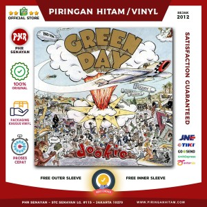 Harga vinyl green day   dookie piringan hitam lp ph | HARGALOKA.COM