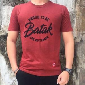 Harga batak cotton combed 30 39 s kaos baju atasan premium | HARGALOKA.COM