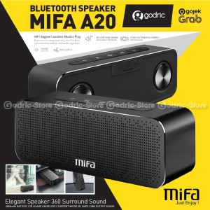 Harga xiaomi mifa a20 garansi bluetooth speaker stereo portable hifi hd | HARGALOKA.COM