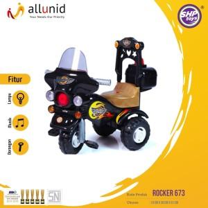 Harga mainan anak tricyle rocker 673   shp | HARGALOKA.COM