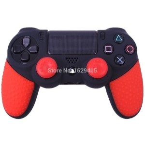 Harga anti slip silicone stick controller ps4 thumbs grip tutup analog   | HARGALOKA.COM