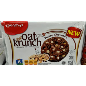 Harga munchy 39 s oat krunch nutty | HARGALOKA.COM