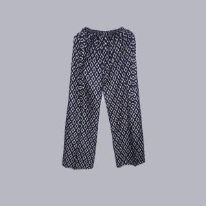 Harga celana kulot dewasa motif hitam batik jogja   | HARGALOKA.COM
