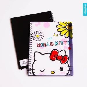 Harga note book hello kitty a5 adinata original buku | HARGALOKA.COM