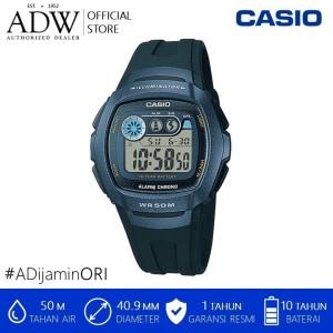Harga casio men 39 s digital dial classic watch   | HARGALOKA.COM