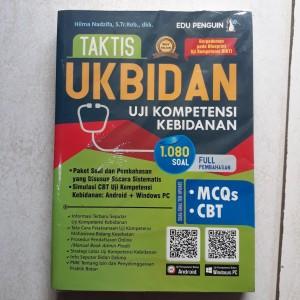 Harga buku taktis uk bidan uji kompetensi | HARGALOKA.COM