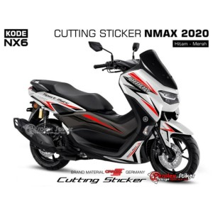 Harga striping new nmax 2020 kombinasi 3 pilihan | HARGALOKA.COM