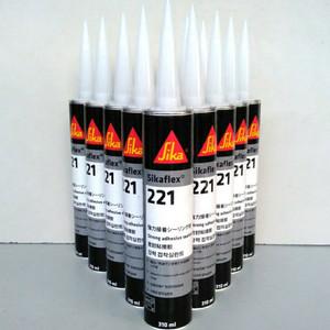 Harga lem sika 221 sikaflex 221 strong adhesive sealant 310ml   black   | HARGALOKA.COM