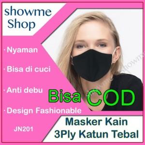 Harga promo masker muka kain kesehatan   masker anti debu   n95   | HARGALOKA.COM