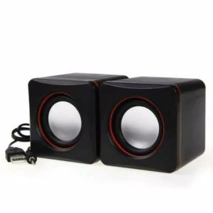 Harga speaker d02a speaker multimedia speaker komputer speaker usb 2 | HARGALOKA.COM