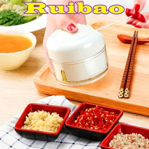 Harga mini manual food chopper blender kecil blender portable dapur | HARGALOKA.COM