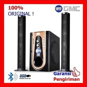 Harga speaker aktif bluetooth gmc 886 | HARGALOKA.COM