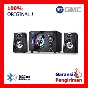 Harga speaker aktif bluetooth gmc 886   HARGALOKA.COM