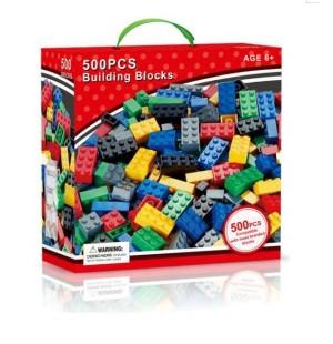 Harga toys mainan anak lego balok brick building block 500   HARGALOKA.COM