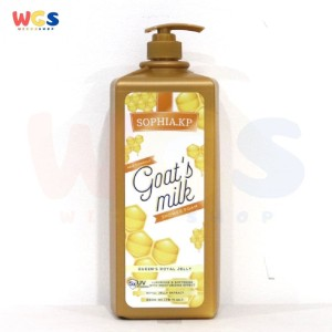 Harga sophia kp goats milk shower foam royal jelly 2 3 l   sabun | HARGALOKA.COM