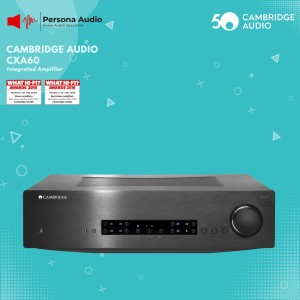 Harga cambridge audio cxa60 integrated amplifier cambridge audio cxa | HARGALOKA.COM