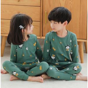 Harga setelan baju anak lengan panjang import lucu set baju tidur anak 06     HARGALOKA.COM