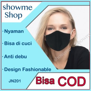 Harga masker kain kesehatan earloop   n95   masker muka kain | HARGALOKA.COM