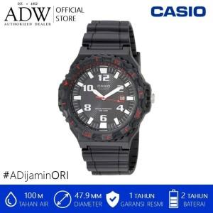 Harga casio men 39 s classic diver look solar powered watch   | HARGALOKA.COM