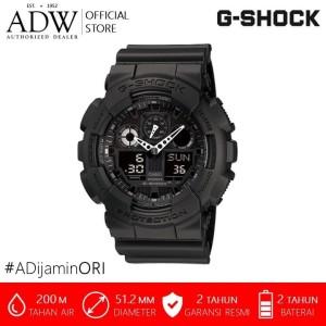 Harga casio g shock men 39 s analog digital black dial watch   | HARGALOKA.COM