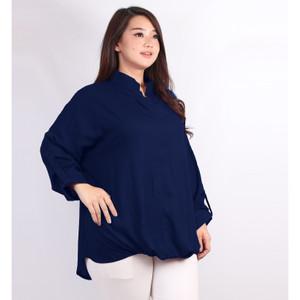 Harga stayl new  fashion blouse asian style katun rayon super jumbo jennie   | HARGALOKA.COM