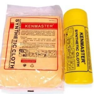 Harga Kenmaster Plas Chamois 2 Pcs Bonus Container Kanebo Katalog.or.id