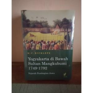 Harga buku sejarah yogyakarta di bawah sultan mangkubumi   HARGALOKA.COM
