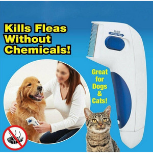Harga alat pembasmi kutu hewan peliharaan elektrik pet flea   HARGALOKA.COM