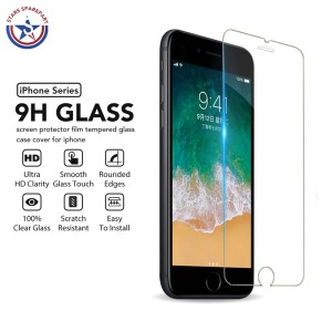 Harga tempered glass iphone 5 5s 6 6 6 plus 7 7 7 plus anti gores iphone   iphone 6 | HARGALOKA.COM