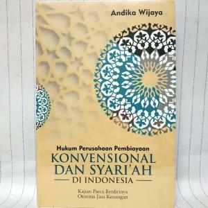 Harga buku hukum pembiayaan perusahaan konvensional dan syariah di | HARGALOKA.COM