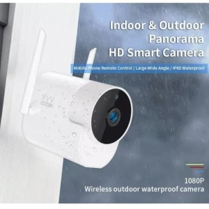 Harga xiaomi xiaovv outdoor nightvision ip cam 1080p original camera   unit | HARGALOKA.COM