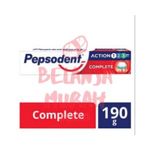 Katalog Pepsodent 190g Pasta Gigi Odol 190 Gr Gram Besar Grosir Murah Katalog.or.id