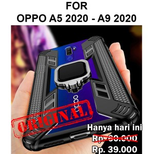 Harga case oppo a5 2020   a9 2020 softcase casing hp cover armor iring agent   | HARGALOKA.COM